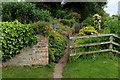 SE3867 : On the Riverside Path at Langthorpe by Chris Heaton