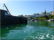 SN1300 : Tenby harbour by Raymond Knapman