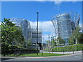 NZ2564 : Northumbria University, New Bridge Street, NE1 by Mike Quinn