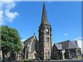 NZ2564 : Christ Church, Simpson Terrace, NE2 (2) by Mike Quinn