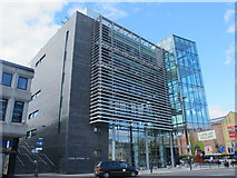 NZ2564 : Newcastle City Library, Charles Avison Building, 33 New Bridge Street West, NE1 by Mike Quinn