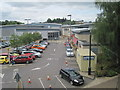 ST5615 : Yeovil Town railway station (site), Somerset by Nigel Thompson