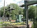 TL0748 : Cardington sluice gates by M J Richardson
