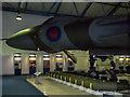 TQ2290 : Avro Vulcan Bomber, Royal Air Force Museum, Hendon by Christine Matthews