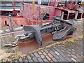 NO4030 : An anchor from the NORTH CARR lightship by Stanley Howe