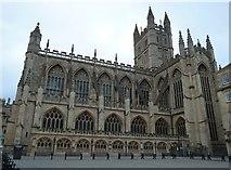 ST7564 : Bath Abbey from York Street by Rob Farrow