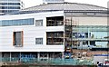 J3474 : The Waterfront Hall, Belfast - June 2015(6) by Albert Bridge