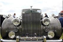 SJ7177 : Rolls Royce Silver Cloud by Jeff Buck