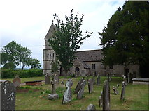 ST9383 : Holy Rood, Rodbourne: late June 2015 by Basher Eyre