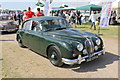 SJ7177 : Mark 2 Jaguar at the Cheshire County Show by Jeff Buck