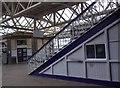 NO6340 : Arbroath Railway Station by Stanley Howe