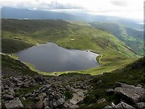 NY2807 : Stickle Tarn (For Sale) by Andrew Curtis