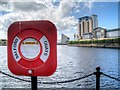 SJ8097 : Salford Quays, Central Bay by David Dixon