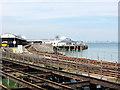 SZ5993 : Ryde Pier Head by PAUL FARMER