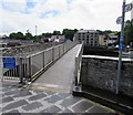 SN1745 : National Cycle Network route 82 in Cardigan by Jaggery