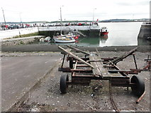 W7966 : Harbour at Cobh by Mat Tuck