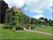 SU8612 : West Dean gardens - Gazebo and Pergola by Rob Farrow