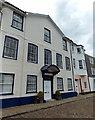 SX8751 : Old Custom House, Dartmouth by Jaggery