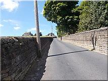 SE0323 : Well Head Lane - off Town Gate by Betty Longbottom