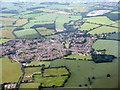 TL0619 : Caddington from above Slip End by M J Richardson