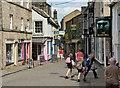 SE2045 : Market Place, Otley by Paul Harrop