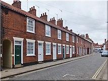 TA0339 : Highgate, Beverley, Yorkshire by Bernard Sharp