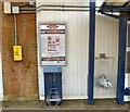 SJ8892 : Friends of Heaton Chapel Station by Gerald England