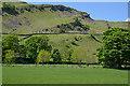 NY3121 : Fields around St John's Beck by Nigel Brown