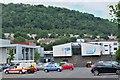 NT5035 : Scottish Borders Campus, Heriot Watt University by Jim Barton