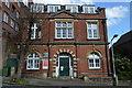TQ5839 : Friends Meeting House, Grosvenor Park by N Chadwick