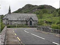 V9180 : Galway Bridge Church by Mat Tuck