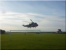 NT6779 : Coastal East Lothian : Gone Winching by Richard West