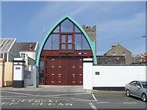 J5950 : Lifeboat station [1] by Michael Dibb