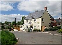 ST2112 : Churchinford  &  District  Community  Shop by Martin Dawes