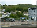 SM9438 : The entrance to Fishguard Ferry Port by Robin Drayton