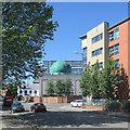 SK5740 : St Ann's Well Road: Nurani Jami Masjid by John Sutton