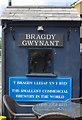 SN6580 : Bragdy Gwynant  by Stephen McKay