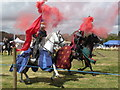 SO6452 : Bromyard Gala - Magna Carta Jousting Stunt Show by Chris Allen