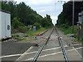 TF5900 : Railway towards Ely by JThomas