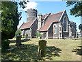 TQ5982 : South Ockendon church by Robin Webster