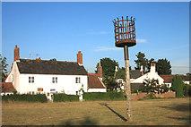 TM4160 : Millennium Beacon, Friston by Des Blenkinsopp