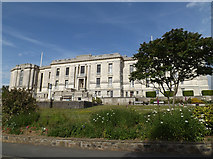 SN5981 : The National Library of Wales, Aberystwyth by Adrian Cable