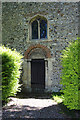 TL5136 : St Mary, Wendens Ambo - West door by John Salmon