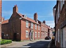 TA0339 : Newbegin, Beverley, Yorkshire by Bernard Sharp