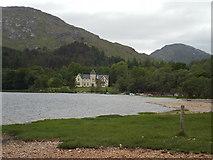 NM9080 : Loch Shiel at Glenfinnan by Malc McDonald