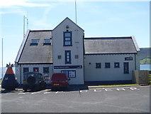 D2427 : Red Bay lifeboat station by Michael Dibb