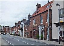 TA0339 : Railway Street, Beverley, Yorkshire by Bernard Sharp