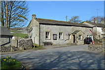 SD9062 : The centre of Malham Village by N Chadwick