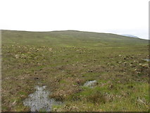 NC4740 : Country below Cnoc a' Chraois by David Purchase