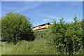 TQ0069 : Freight train by Alan Hunt